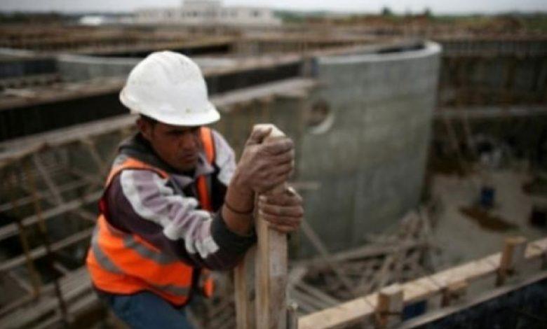 العمال المتضررين