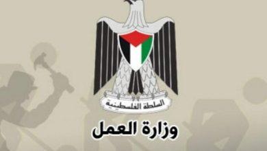 Photo of هام.. رابط التسجيل في وزارة العمل لتعويض المواطنين المتضررين في غزة من فيروس كورونا