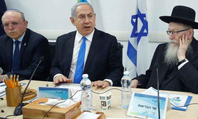 كورونا إسرائيل