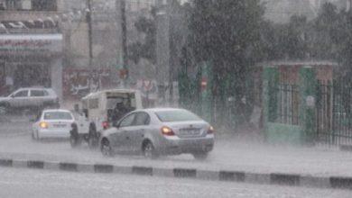 Photo of منخفض جوي وكتلة هوائية باردة يضربان فلسطين وتحذيرات من تشكل السيول