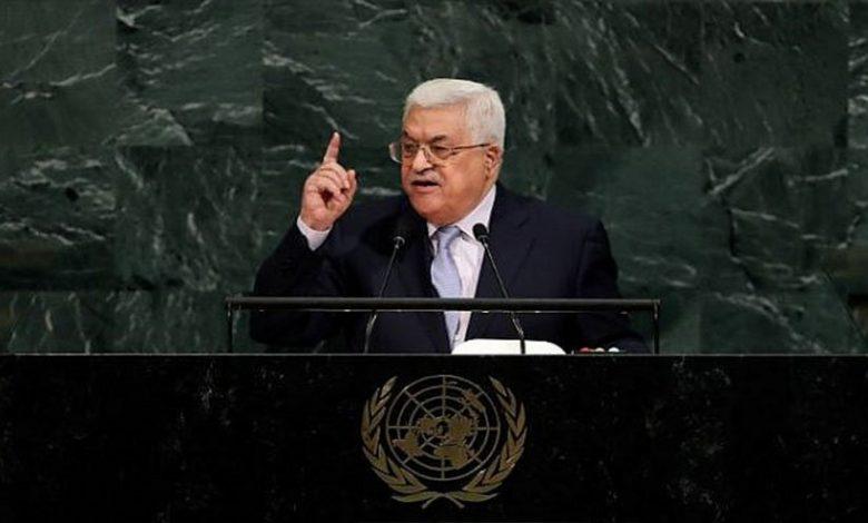 الرئيس محمود عباس في الأمم المتحدة