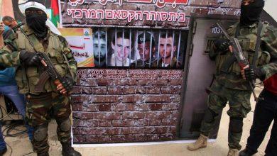 الأسرى لدى حماس