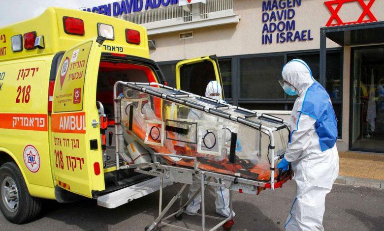 وفيات كورونا إسرائيل