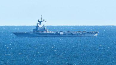 Photo of رغم عزلتها بالمحيط الأطلسي.. فيروس كورونا ينتشر على متن حاملة الطائرات الفرنسية