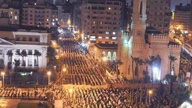 صلاة التراويح في مصر