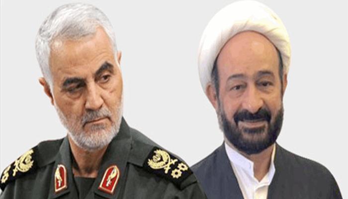 محمد الكوثراني قيادي في حزب الله