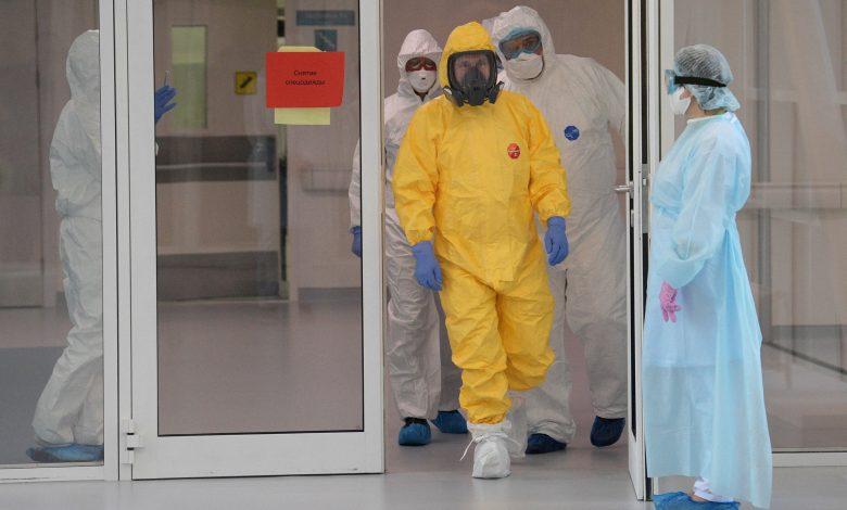 روسيا تكتشف طريقة لتدمير فيروس كورونا