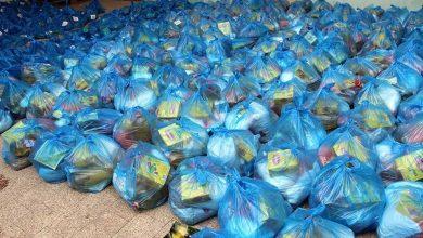 Photo of 4000 طرد غذائي على الأسر الفقيرة في قطاع غزة