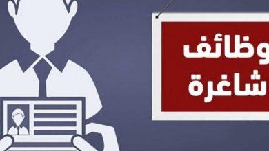 Photo of مرفق رابط التسجيل//وظائف شاغرة بقطاع غزة…تابع التفاصيل